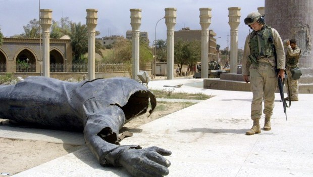 Opinion: Is Saddam's ghost making a comeback?