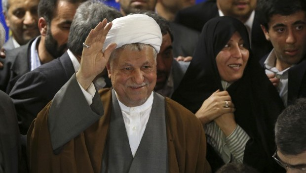 All eyes on Rafsanjani after registration