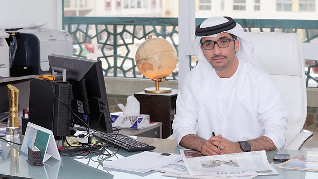 Mohammed Al-Hammadi: The view from the editor's desk - ASHARQ AL-AWSAT  English Archive