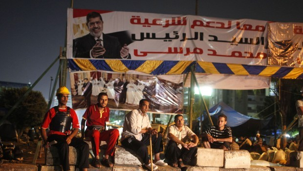 Debate: Egypt's military did not have to intervene