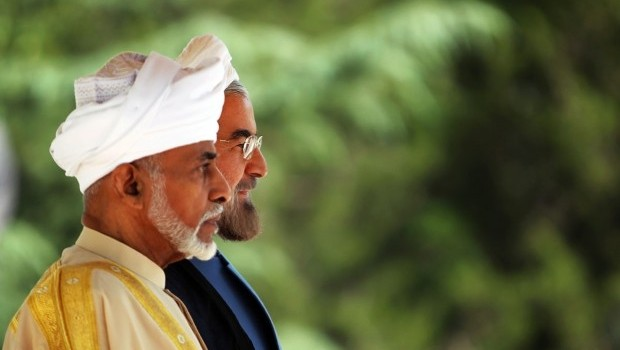 Sultan of Oman meets with Rouhani, Khamenei