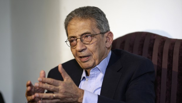 Amr Moussa: Egypt is entering its third republic in difficult circumstances