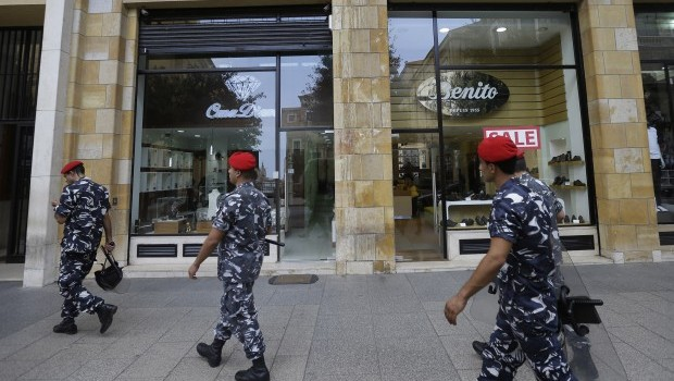 Lebanon fears crime wave after kidnapping boom
