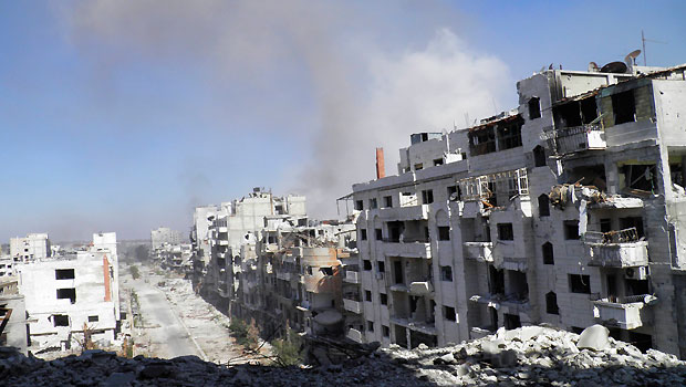 Opinion: Carving Up Syria is No Solution