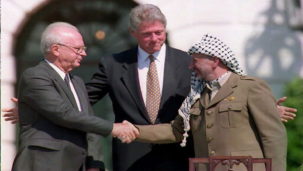 Opinion: The Oslo Accords and Historical Revisionism