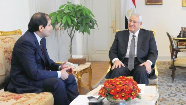 Adly Mansour on Relations with the Gulf, Iran, Turkey and the US