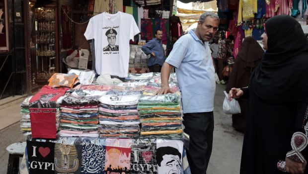 Scenes from Cairo