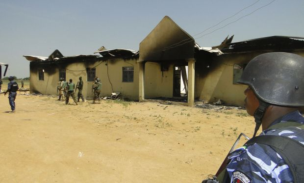Nigerian Army Commander: Only Weeks Left for Boko Haram