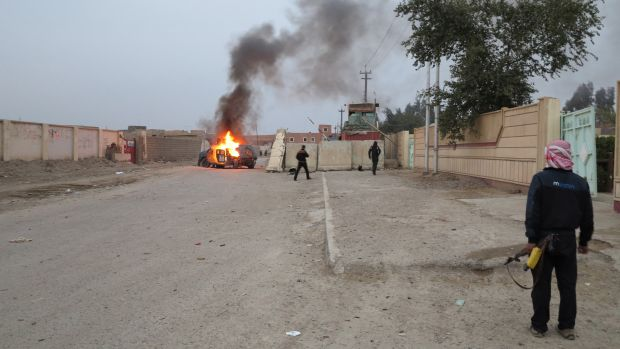 Iraq: Maliki orders army out of Anbar cities