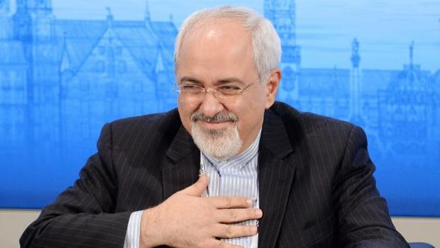 Iranian Foreign Minister Mohammad Javad Zarif attends a question and answer session at the 50th Security Conference in Munich, Germany on February 2, 2014. (EPA/Tobias Hase)