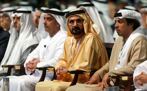 """UAE seeking to launch """"revolution"""" in government services"""
