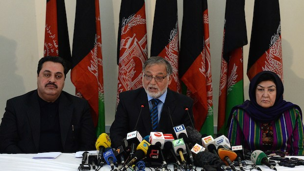 AFGHANISTAN-ELECTION-RESULT - ASHARQ AL-AWSAT English Archive