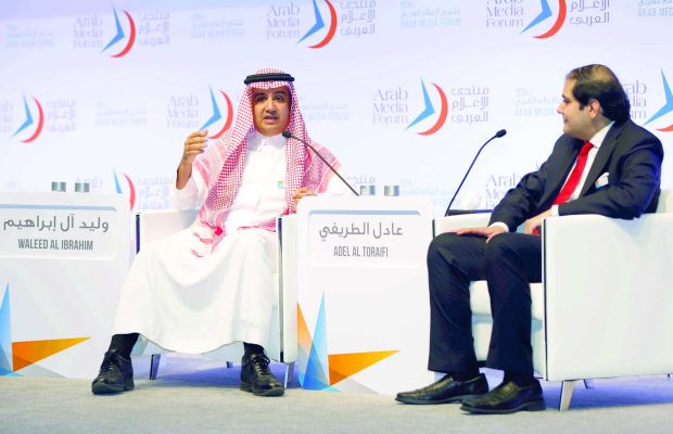 In Conversation with Sheikh Waleed