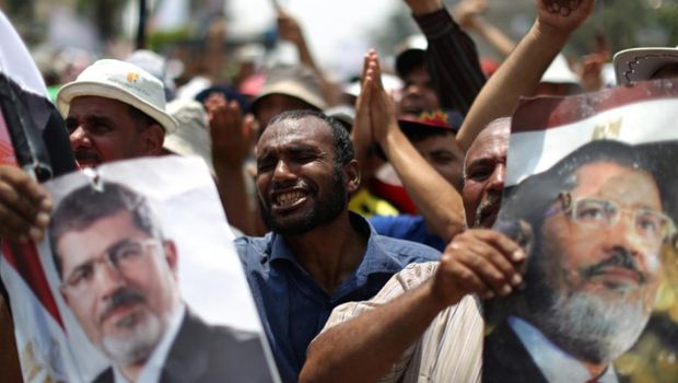 "Anti-Coup Alliance calls for ""intifada"" on anniversary of Mursi ouster"
