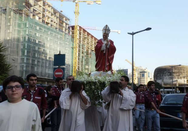 Christians in Lebanon fearful of attacks on churches