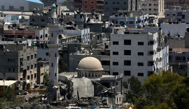 Opinion: From Gaza to Mosul, the Killing Continues