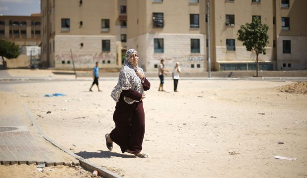 Palestinian families divided by Israeli policy as war rages
