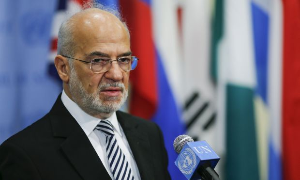 Jaafari: We must fight ISIS in Syria and Iraq