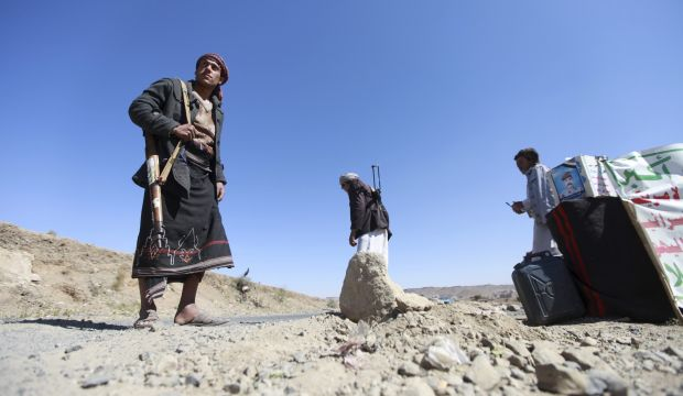 Yemeni tribes say they will resist Houthi takeover of oil facilities