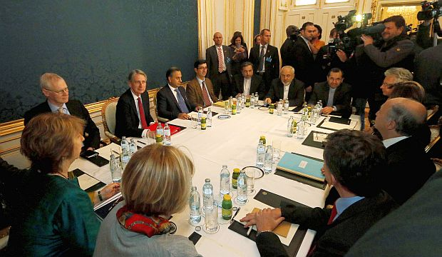 Iran nuclear talks: not 'all options on the table' yet