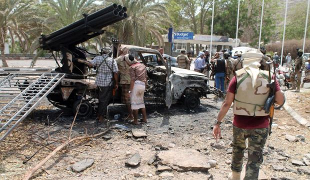Yemen government loyalists capture last rebel stronghold in Aden: source