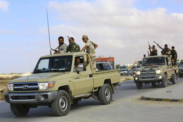 Libya's Recognized Parliament Rejects UN-backed Unity Government