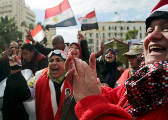 "Opinion: How Will History Consider the ""Arab Spring""?"