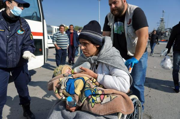 UN Seeks to Resettle One-Tenth of 4.8 Mln Syrian Refugees amid Fear