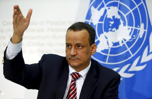 Opinion: Ould Cheikh's Surprise: Ending War in Yemen