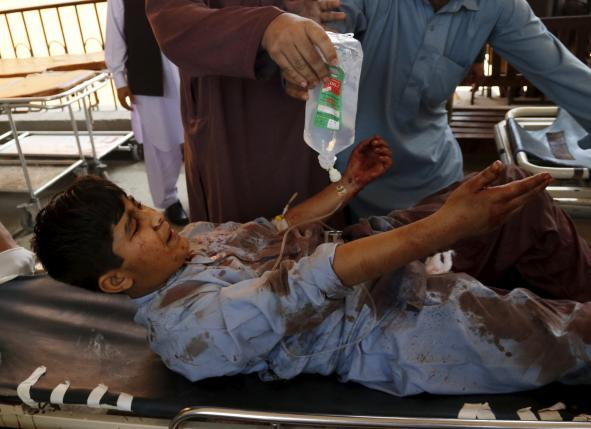 10 Killed in Suicide Attack at Pakistan Court