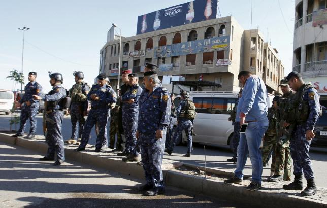 ISIS Claims Central Baghdad Bombing