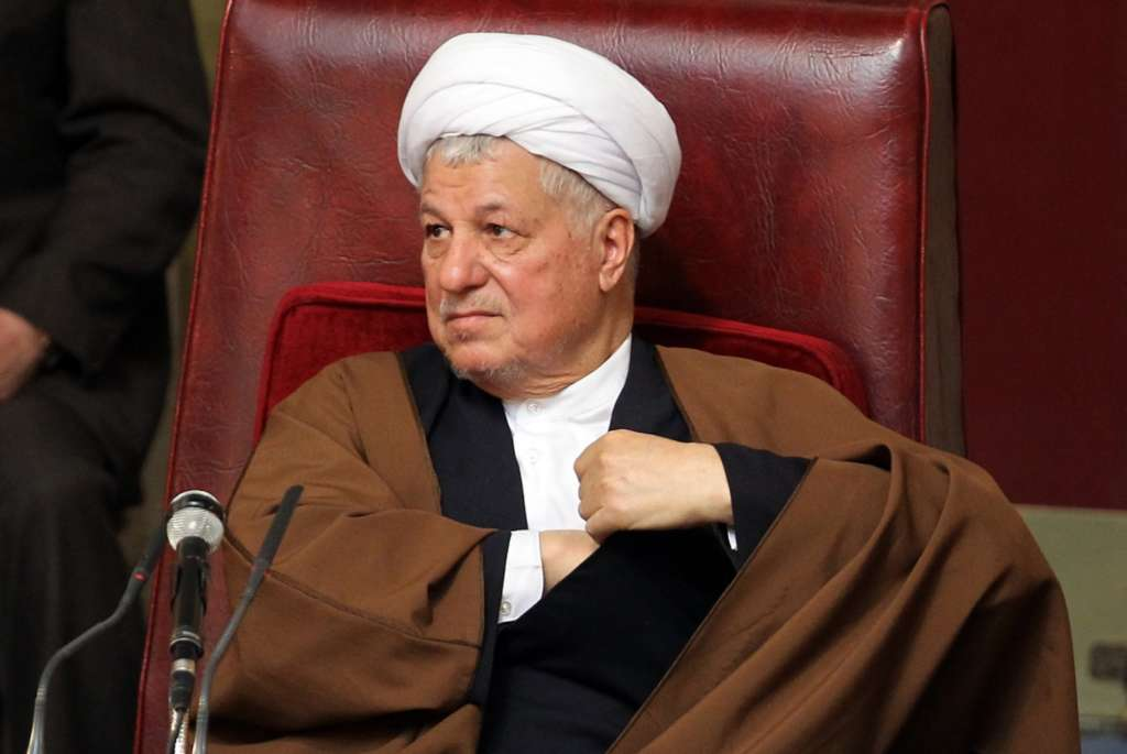 Former Iranian president Rafsanjani ponders run in upcoming election - The Washington Post