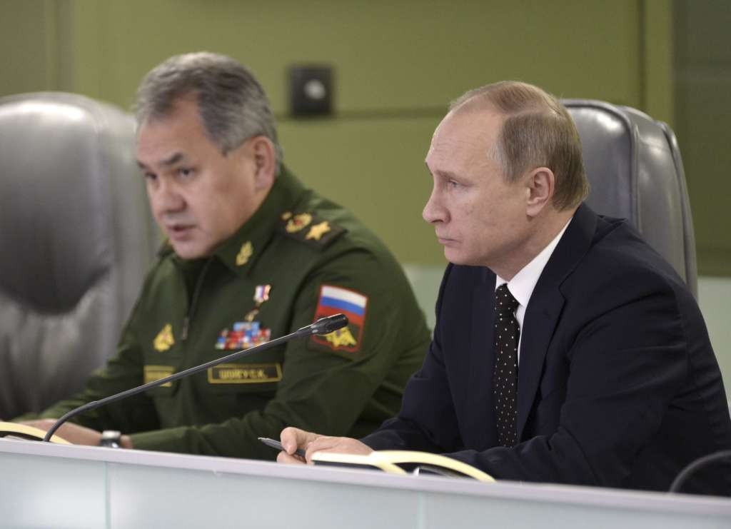 U.S. Disregards Russian Proposal on Joint Strikes in Syria