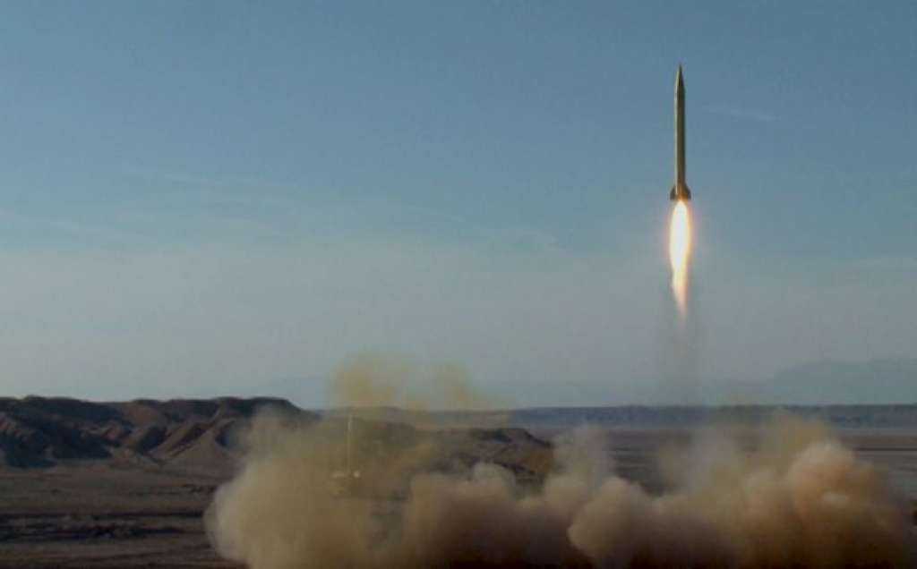 U.S. Officials: Iran has Failed to Launch Ballistic Missile