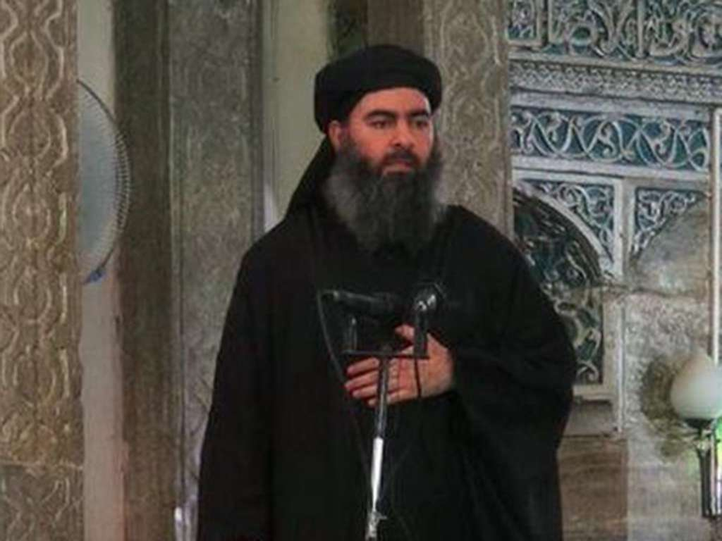 Conflicting Reports about the Killing of ISIS Leader Baghdadi in Air Strike, Raqqa