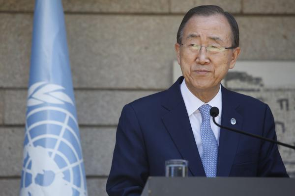 Ban Ki-moon Calls for the Release of Political Prisoners in Yemen