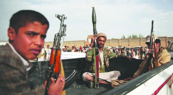 Houthis Commit Crimes Against Citizens in Saada and Amran