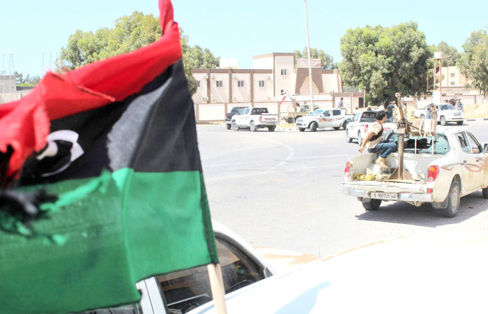 Libya: Sarraj Council Struggles with Security