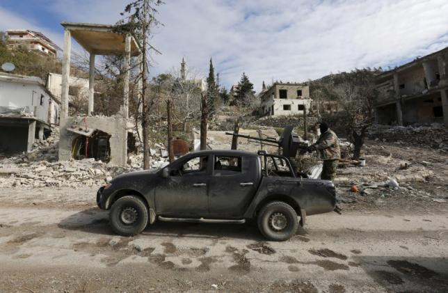 Army of Conquest-Led Offensive Turns around Syrian Coastal Battles
