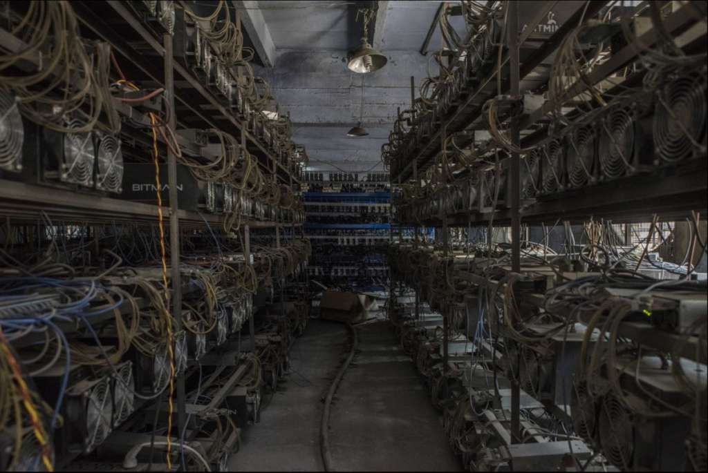 How China Took Center Stage in Bitcoin's Civil War - ASHARQ