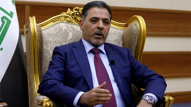 Minister Mohammed Ghabban Steps Down after Karradah Blasts, Baghdad