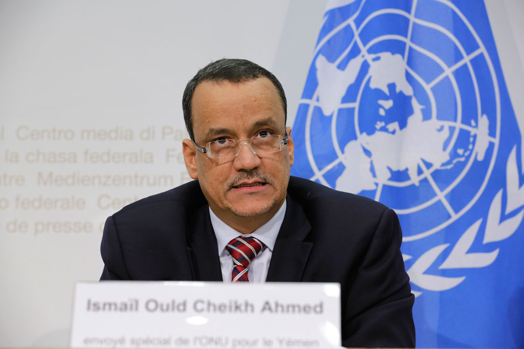 Ould Cheikh to Aden amid Deadline for Talks on Yemen Deal