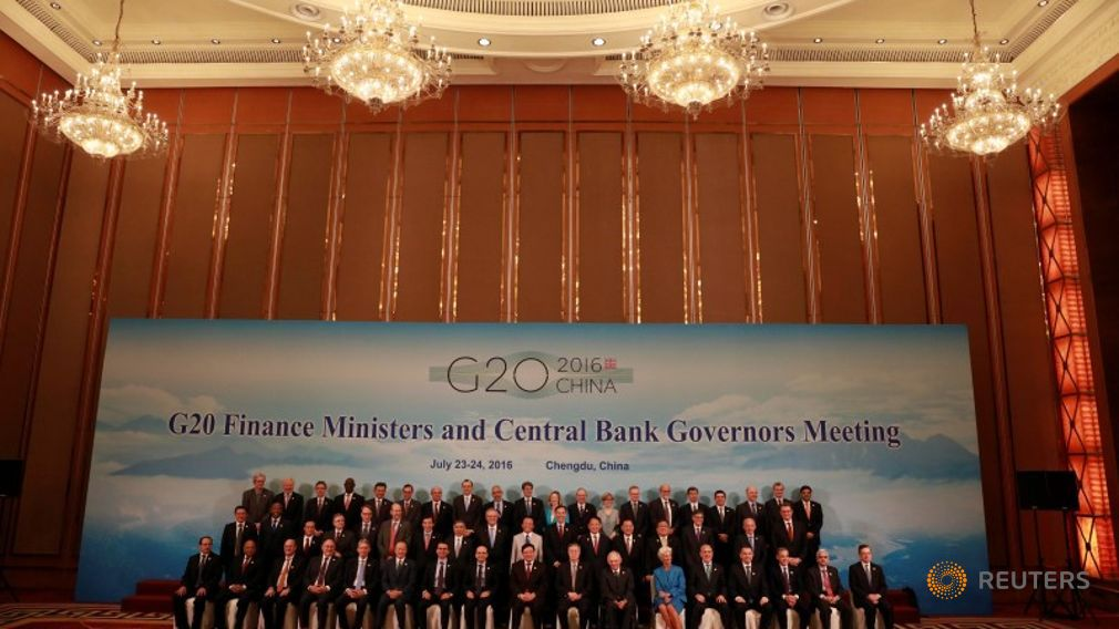 G20 to Overrun Obscurity Wrapping Global Economy