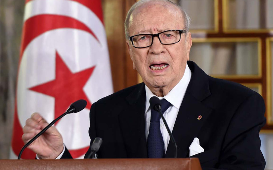 Tunisian President Names Youssef Chahed as PM Designate