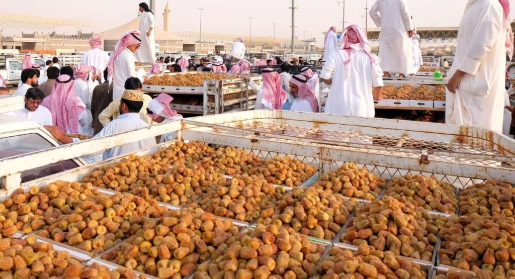 KSA: $61 Million Revenues of Buraidah Dates Festival