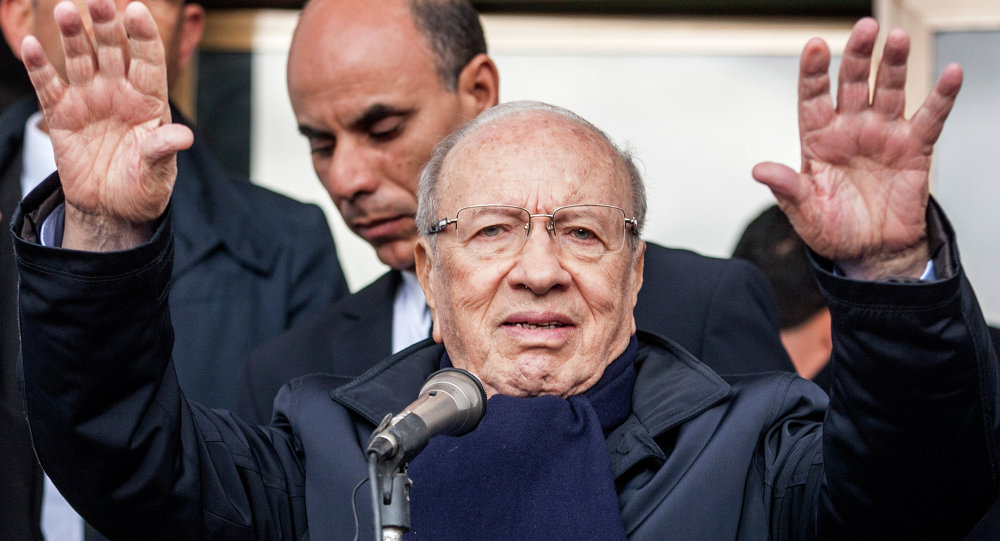 Tunisian President Nominates Relative to Lead National Unity Government