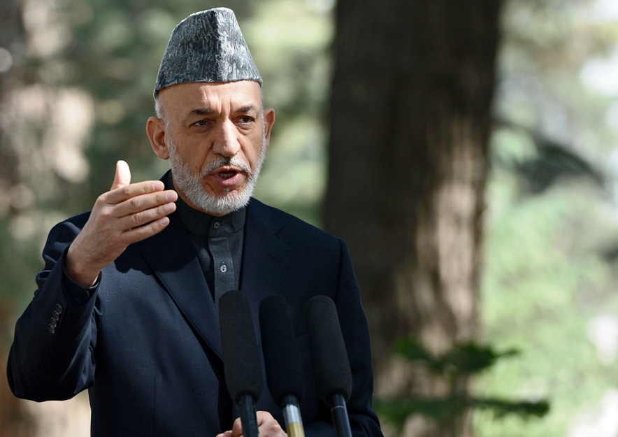 Afghanistan Is in Chaos. Is That What Hamid Karzai Wants?