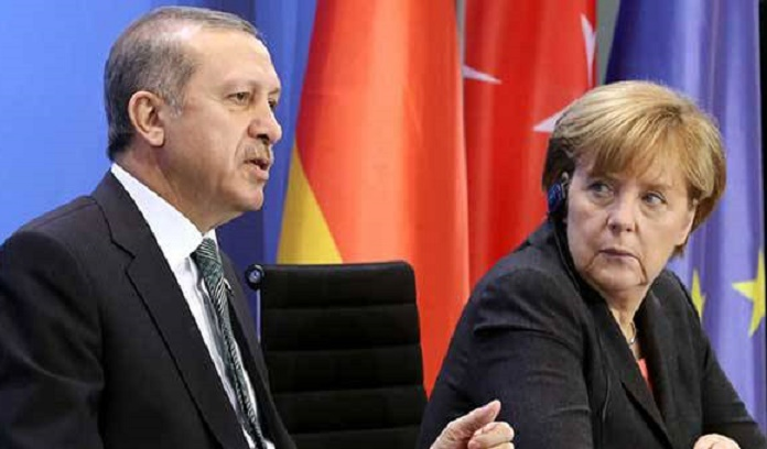 Germany Accuses Turkey of Supporting Islamist Groups, Turkey Slams Allegations