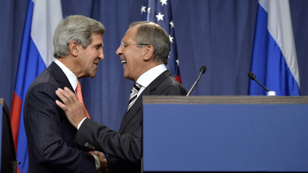 Assad's Fate Isolated from Kerry-Lavrov Agreement
