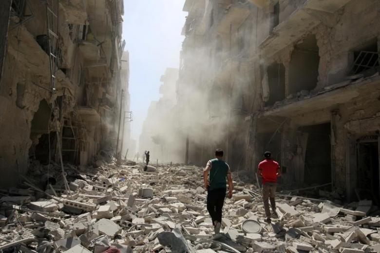 WHO Calls for Safe Routes to Evacuate Aleppo's Wounded